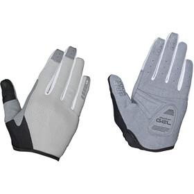 GripGrab Shark Gepolsterte Vollfinger-Handschuhe Damen grau